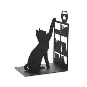 Balvi boekensteun vissende kat