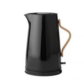 Stelton Emma waterkoker 1,2 L zwart