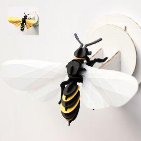 Assembli Paper wasp 3D insect
