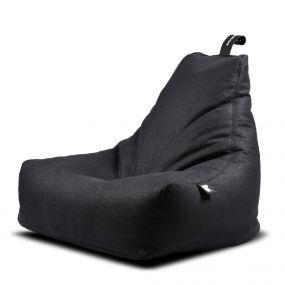 B-Bag zitzak Indoor charcoal