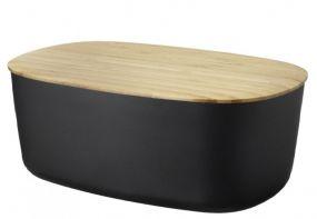 Rig-Tig brooddoos BOX-IT zwart