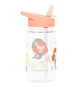 Little Lovely Company drinkfles zeemeermin