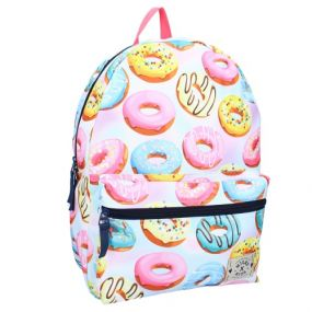 Rugzak Milky Kiss Young Wild & Free Donut