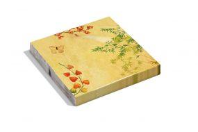 Dutch Design servetten Japanese Blossom 20 stuks