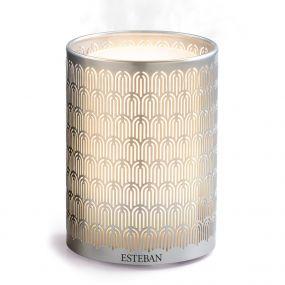 Esteban Mist Diffuser Edition Light & Silver