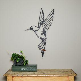 Fabryk Hummingbird 39 x 80 zwart