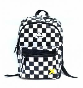 Little Legends rugzak checkerboard L
