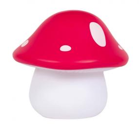 A Little Lovely Company nachtlampje Paddenstoel rood