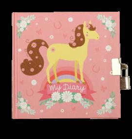 A Little Lovely Company Mijn dagboek paard vooraanzicht