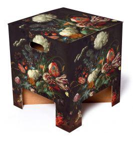 Dutch Design Chair krukje Flowers