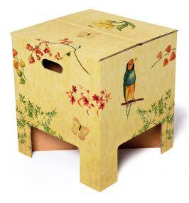 Dutch Design Chair krukje Japanese Blossom