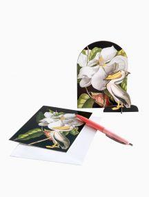 Studio Roof Pop out cards - Romantic Pelican