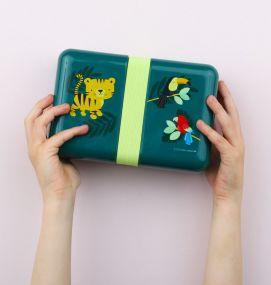 A Little Lovely Lunchbox Tijger