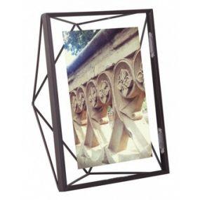 Umbra Prisma fotolijst 13 x 18 cm zwart zijkant