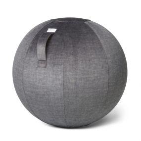 VLUV BOL VARM zitbal Anthracite - 65cm