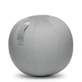 Vluv Leiv zitbal Silver Grey H 60-65