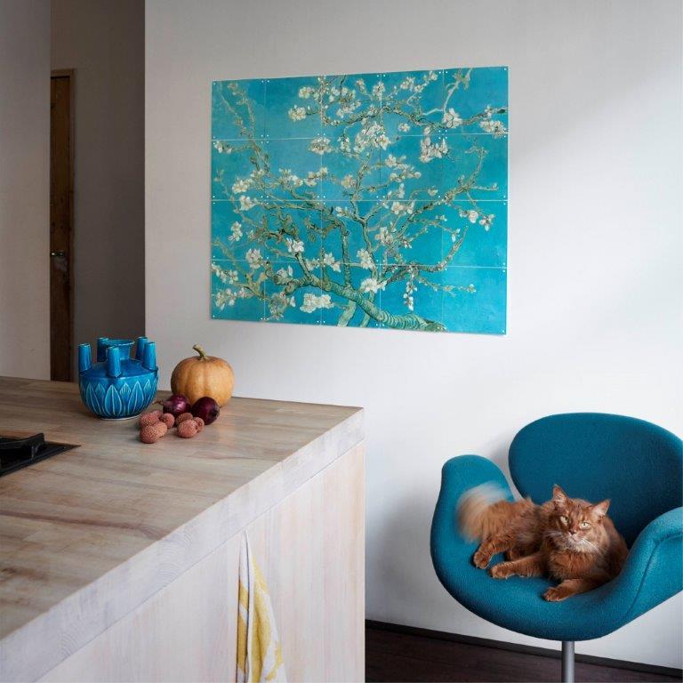 ixxi Van Gogh Muurdecoratie Amandelbloesem 160 x 120 cm