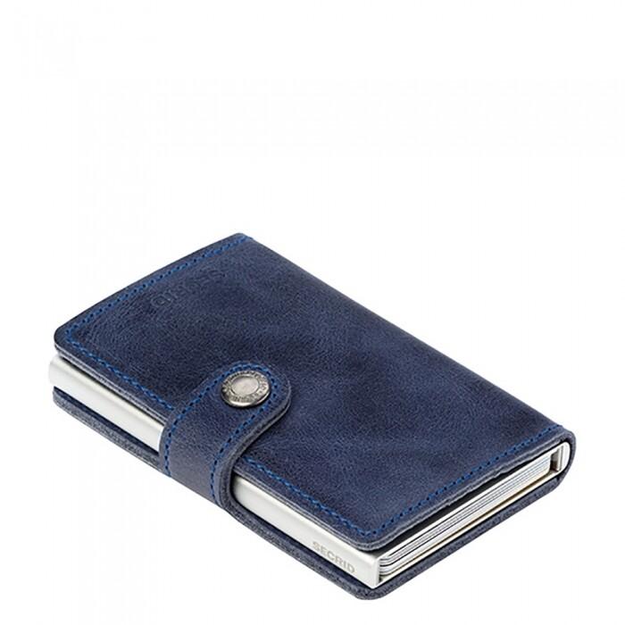 Secrid Miniwallet Blue Vintage