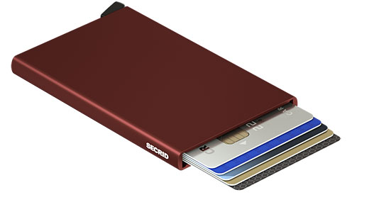 Secrid Cardprotector Kaarthouder Bordeaux