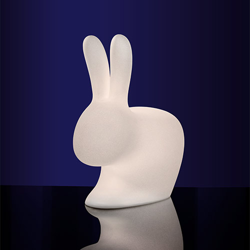 Qeeboo Rabbit lamp PLUG klein indoor