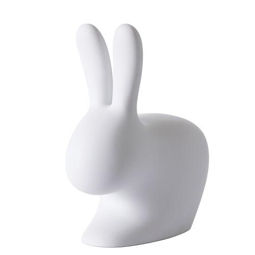 Qeeboo Rabbit Chair 80 cm Stoel Light Grey