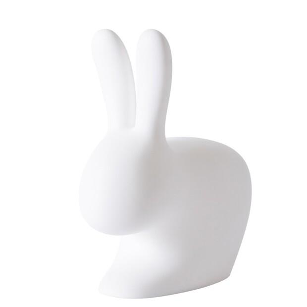 Qeeboo Rabbit Chair 80 cm Stoel White