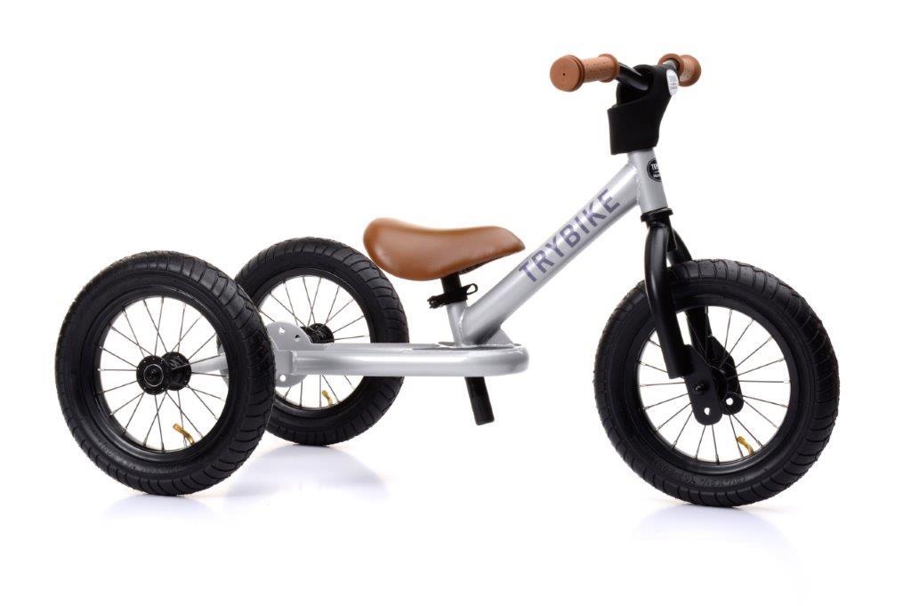 - Trybike Steel 2 - in - 1 loopfiets