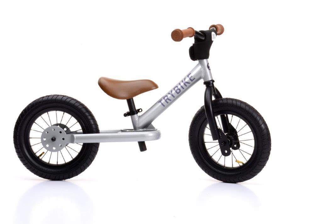 - Trybike Steel loopfiets tweewieler