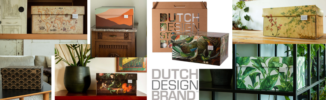Dutch Design Storage box